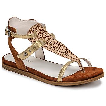 Schuhe Damen Sandalen / Sandaletten Regard BAZUR2 Braun