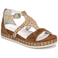 Schuhe Damen Sandalen / Sandaletten Regard CASSIS Braun