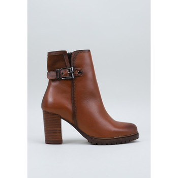 Schuhe Damen Low Boots Lol  Braun