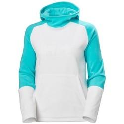 Kleidung Damen Sweatshirts Helly Hansen DAYBREAKER LOGO HOODIE 51894 Weiss