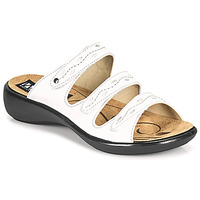 Schuhe Damen Pantoffel Romika Westland IBIZA 66 Weiss