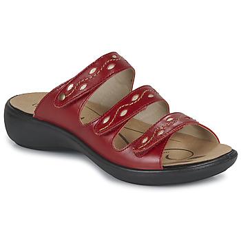 Schuhe Damen Pantoffel Romika Westland IBIZA 66 Rot