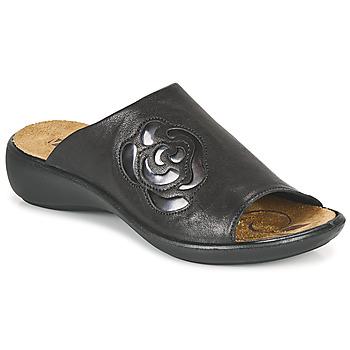 Schuhe Damen Pantoffel Romika Westland IBIZA 117 Schwarz