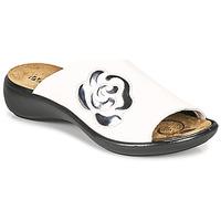 Schuhe Damen Pantoffel Romika Westland IBIZA 117 Weiss
