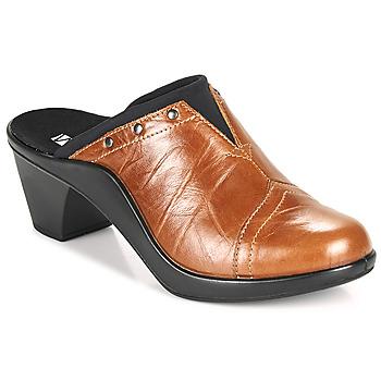 Schuhe Damen Pantoffel Romika Westland ST TROPEZ 271 Braun
