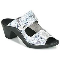 Schuhe Damen Pantoffel Romika Westland ST TROPEZ 353 Weiss