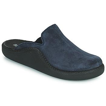 Schuhe Herren Hausschuhe Romika Westland MONACO 203 Marine