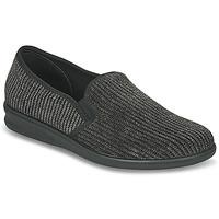 Schuhe Herren Hausschuhe Romika Westland BELFORT 122 Schwarz