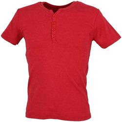 Kleidung Herren T-Shirts Biaggio MB-THEO Rot