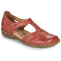 Schuhe Damen Sandalen / Sandaletten Josef Seibel ROSALIE 29 Rot