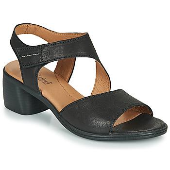 Schuhe Damen Sandalen / Sandaletten Josef Seibel JUNA 02 Schwarz