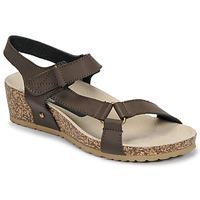 Schuhe Damen Sandalen / Sandaletten Spot on F10716 Braun