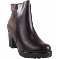 Schuhe Damen Low Boots Bellatrix Lady  14570 braun Braun