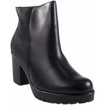 Schuhe Damen Low Boots Bellatrix Lady  14570 schwarz Schwarz