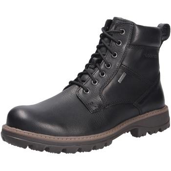 Schuhe Herren Boots Pius Gabor Herren Stiefel schwarz