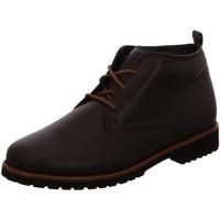 Schuhe Damen Boots Ganter Stiefeletten 208390-2000 braun