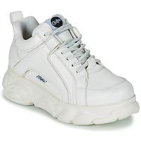 Schuhe Damen Sneaker Low Buffalo CORIN Weiss