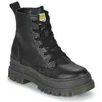 Schuhe Damen Boots Buffalo ASPHA RLD Schwarz