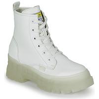 Schuhe Damen Boots Buffalo ASPHA RLD Weiss