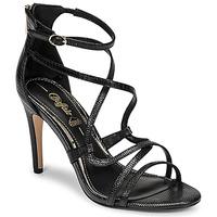 Schuhe Damen Sandalen / Sandaletten Buffalo MERCY 2 Schwarz