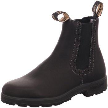 Schuhe Damen Stiefel Blundstone Stiefeletten BLU1448-001 schwarz
