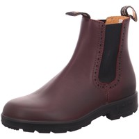Schuhe Damen Stiefel Blundstone Stiefeletten BLU1352-601 rot