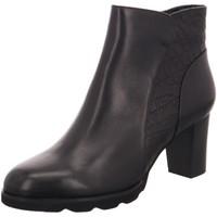 Schuhe Damen Low Boots Regarde Le Ciel Stiefeletten Patricia-49 black schwarz