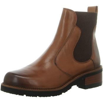 Schuhe Damen Boots Everybody Stiefeletten 29672D3785 GIANDUIA+DATTERO braun