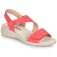 Schuhe Damen Sandalen / Sandaletten Damart 67808 Rot