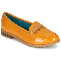 Schuhe Damen Slipper Damart 64847 Braun