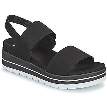 Schuhe Damen Sandalen / Sandaletten Bullboxer 078027F2T Schwarz