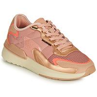 Schuhe Damen Sneaker Low Bullboxer 263000F5S Rose