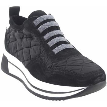 Schuhe Damen Multisportschuhe Csy Damenschuh CO & SO ve019 schwarz Schwarz