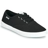Schuhe Damen Sneaker Low Esprit NITA Schwarz