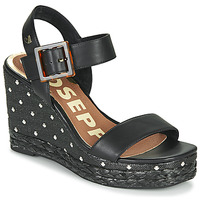 Schuhe Damen Sandalen / Sandaletten Gioseppo KIRBY Schwarz