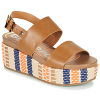 Schuhe Damen Sandalen / Sandaletten Gioseppo COWLEY Cognac