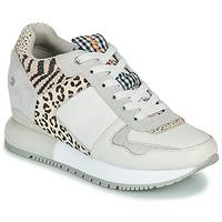 Schuhe Damen Sneaker Low Gioseppo OVERLAND Weiss / Schwarz
