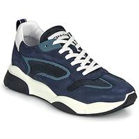 Schuhe Herren Sneaker Low IgI&CO COQUELIA Blau