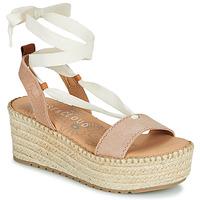 Schuhe Damen Sandalen / Sandaletten Musse & Cloud CLOUD Rose