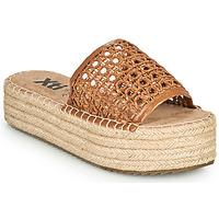 Schuhe Damen Pantoffel Xti FREDI Camel