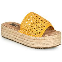 Schuhe Damen Pantoffel Xti FREDI Gelb