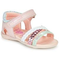 Schuhe Mädchen Sandalen / Sandaletten Pablosky KINNO Rose