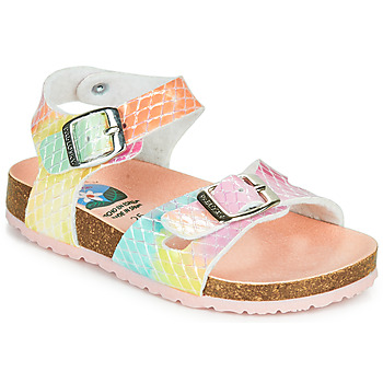 Schuhe Mädchen Sandalen / Sandaletten Pablosky MULTI Multicolor