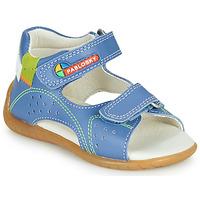 Schuhe Jungen Sandalen / Sandaletten Pablosky KINNI Blau
