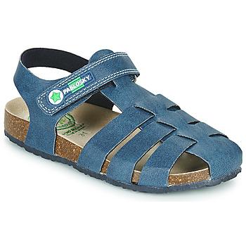 Schuhe Jungen Sandalen / Sandaletten Pablosky DAMMI Blau