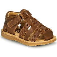 Schuhe Jungen Sandalen / Sandaletten Citrouille et Compagnie MISTIGRI Camel