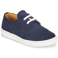 Schuhe Jungen Sneaker Low Citrouille et Compagnie OVETTE Marine