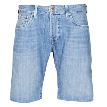 Kleidung Herren Shorts / Bermudas Pepe jeans STANLEU SHORT BRIT Blau