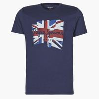 Kleidung Herren T-Shirts Pepe jeans DONALD Marine