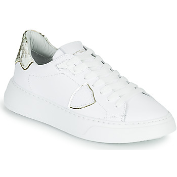 Schuhe Damen Sneaker Low Philippe Model TEMPLE Weiss